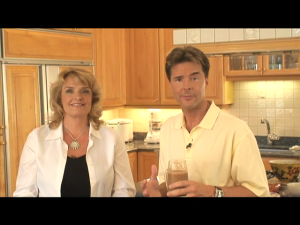 Sweet Wheat Founder Kim Bright and Nutritional Living Host Dr. Ward Bond